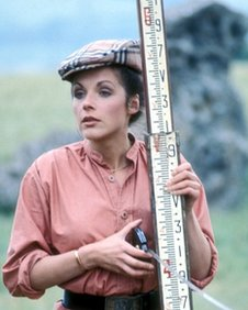 Mary Tamm in The Stones of Blood