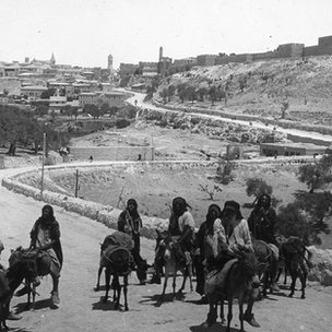 Arriving in Jerusalem: the story of Spring time in the Holy Land