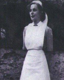 Nurse Celia Mcllvenny