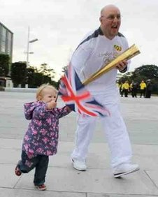 Torch relay memories