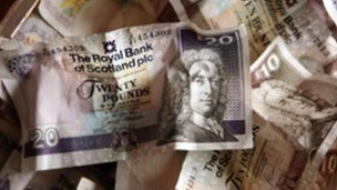 Scottish bank notes