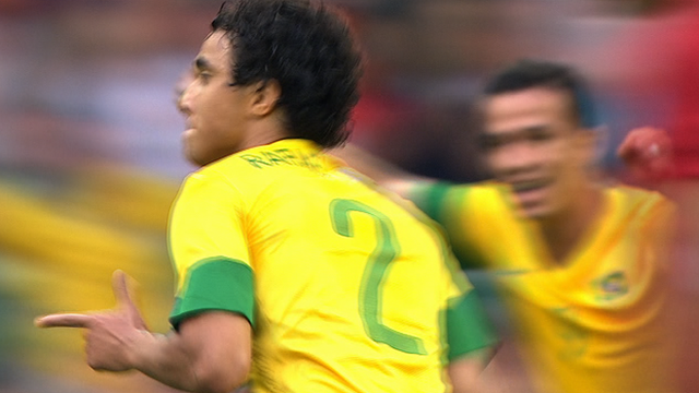 London 2012: Highlights of Brazil 3-2 Egypt
