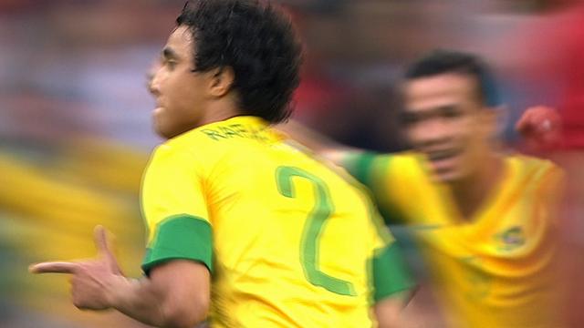 London 2012: Highlights of Brazil 3-2 Egypt