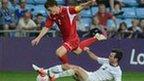 Belarus 1-0 New Zealand