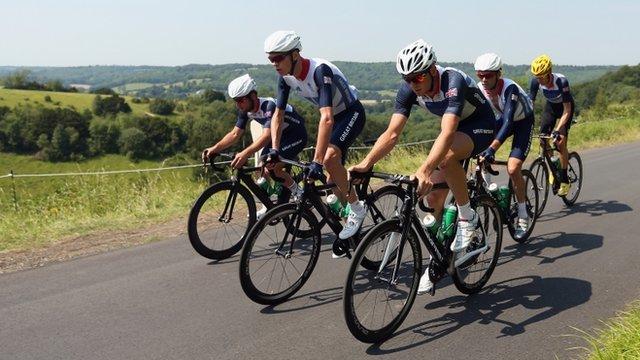 Cavendish backs 'dream team' GB