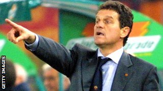 Fabio Capello in 2001