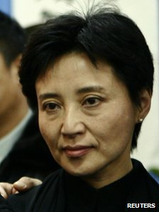 Gu Kailai pictured in 2007