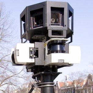Street View camera