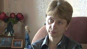 Lyubov Kovalyova