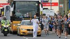 Olympic torch in Kent. Photo: Jadde Greenbrooke