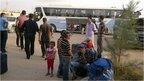 VIDEO: Syrian families seek refuge in Iraq