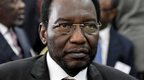 Injured Mali leader returns home