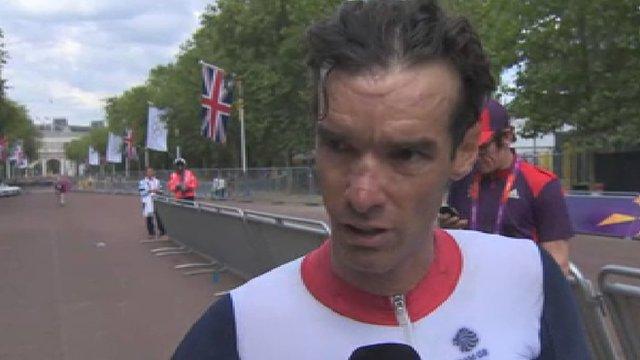 Great Britain's David Millar