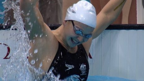 Australia 4x100m