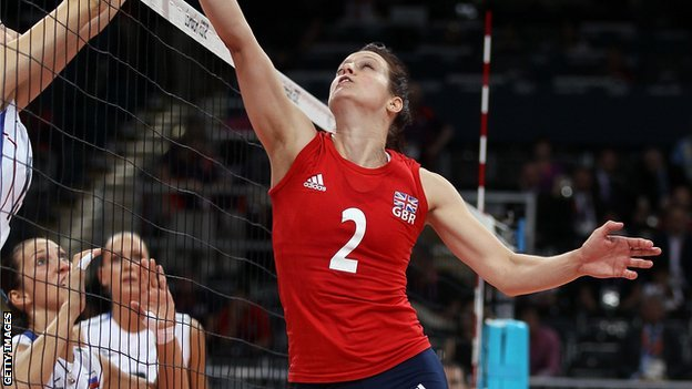 Great Britain's Lucy Wicks