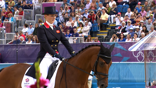 Zara Phillips and High Kingdom
