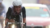 GB's Armitstead wins road race silver