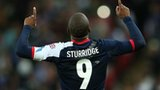 Great Britain's Daniel Sturridge