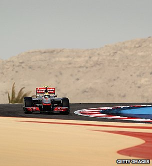 Grand Prix in Bahrain