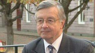 Senator Sir Philip Bailhache