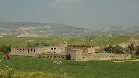 Gesher fort