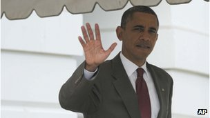 File photo: US President Barack Obama