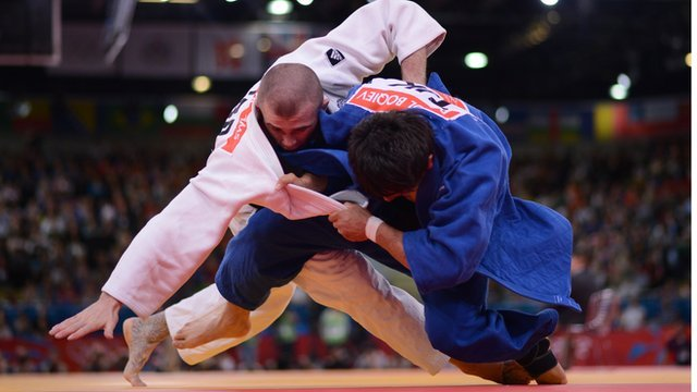 Ippon ends Williams' challenge