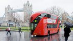 A New Bus For London, Heatherwick Studio 2011