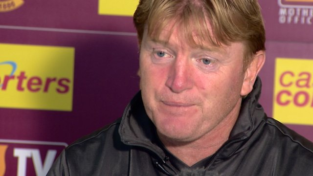 Stuart McCall