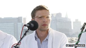 Jonah Lehrer at the World Science Summit, New York, NY 30 May 2008