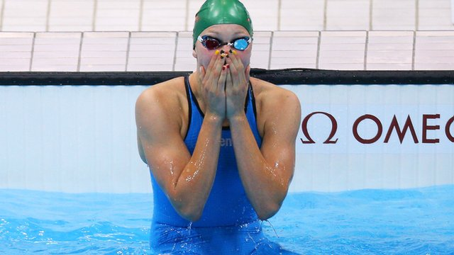 Ruta Meilutyte BBC
