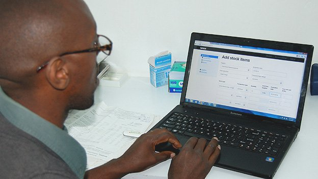 Penda Health&#039;s stock tracking system