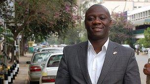 Dr Felix Olale