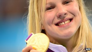 Ruta Meilutyte 