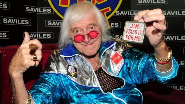 Sir Jimmy Savile's belongings for sale
