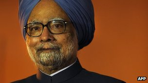 India&#039;s Prime Minister Manmohan Singh