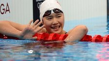 Ye Shiwen at London 2012
