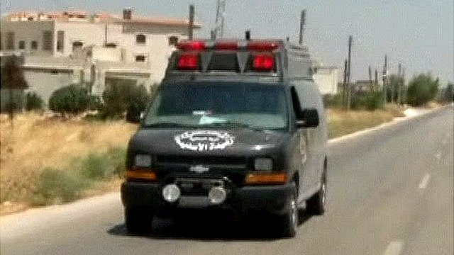 Syria's rebel ambulance service