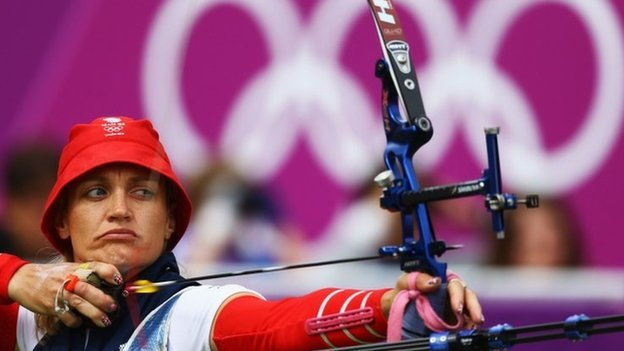 GB archery disappointment