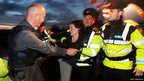 Shell to Sea activists clash with Gardai
