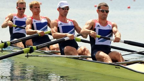 GB lightweight four