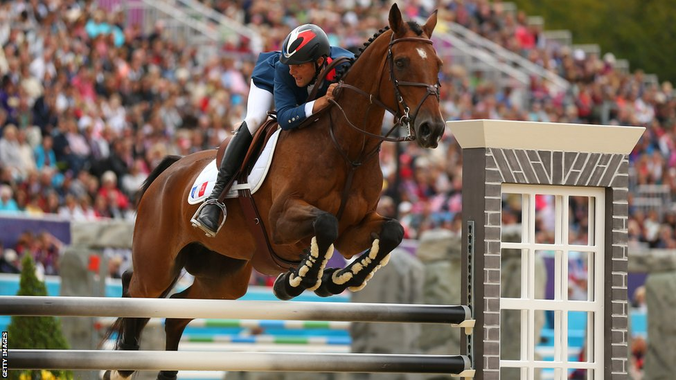 Olympic Show Jumping images
