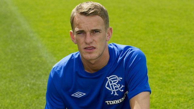New Rangers signing Dean Shiels