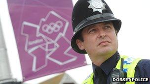 Dorset Police Olympics