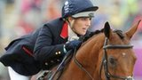 Zara Phillips rides High Kingdom