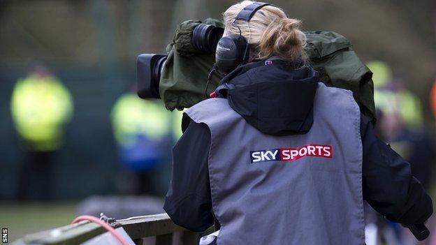 Sky sport football results