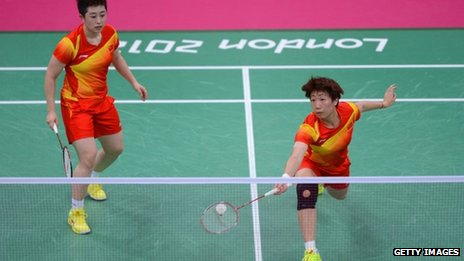 Olympic female badminton players face charges