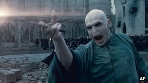 Still from Harry Potter