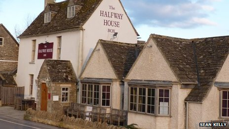 The Halfway House pub