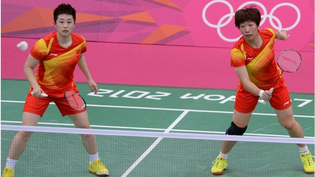 Badminton scandal